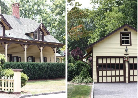 Historic Series: The Henry Townsend House - Copyright 2012 Melissa O'Connor