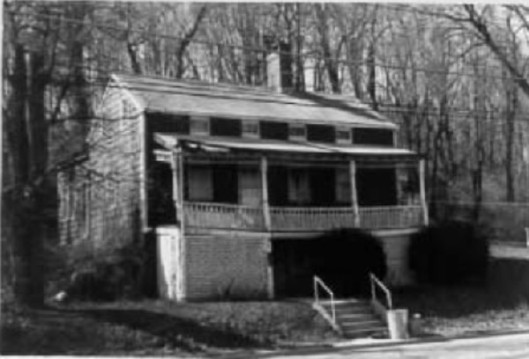 Historic Series: The Potter Williams House - Photo Credit: NYS Parks & Recreation