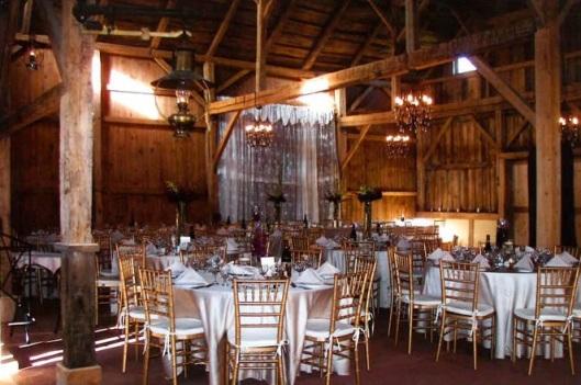 Inspiration for a Farm Wedding
