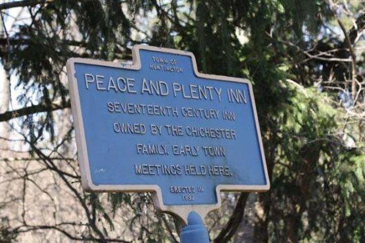 Historic Series: Peace and Plenty Inn - Copyright 2012 Melissa O'Connor