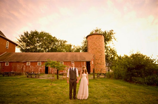 Inspiration for a Farm Wedding