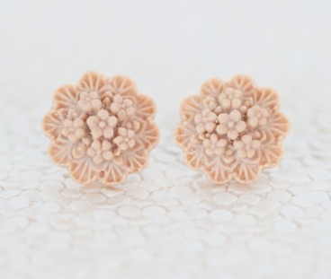Shop of the Month: Ruche - Beautiful Bouquet Indie Earrings By Amano Studio