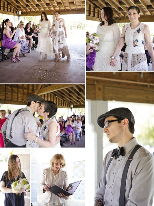 Our Vintage Farm Wedding - © Lauren Elle Photography