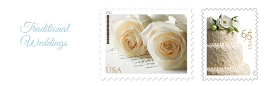 Snail Mail Inspiration - Traditional Weddings