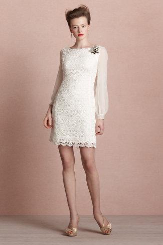 New Picks from BHLDN - Marianne Dress