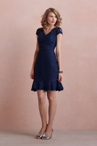 New Picks from BHLDN - Clemence Dress