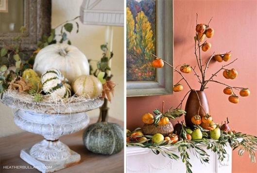 Tis' the Season for Autumn Decorating