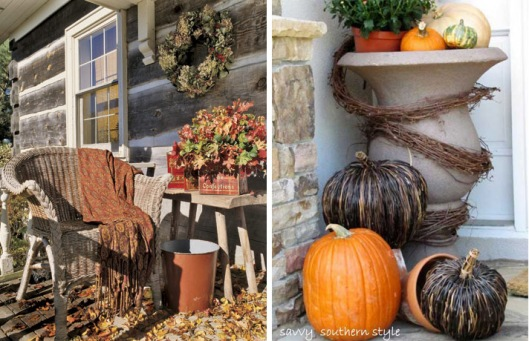 Tis' the Season for Autumn Decorating