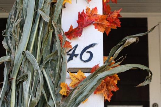 Tis' the Season for Autumn Decorating - © 2012 Melissa O'Connor