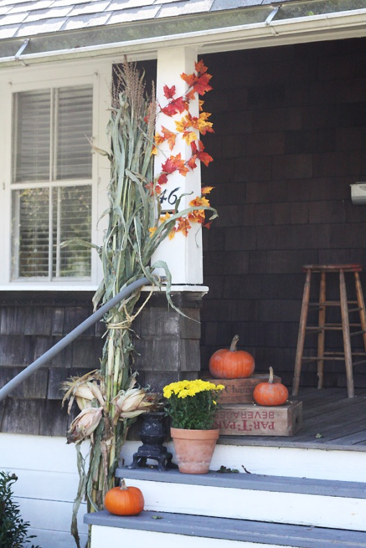 Tis' the Season for Autumn Decorating - © 2012 Melissa O'Connor