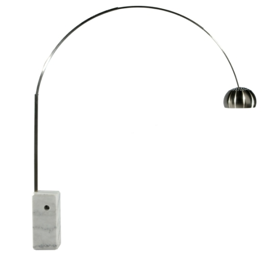 Guest Post: Top Tips for Beautiful, Comfortable Living Areas for Less - Arco Lamp