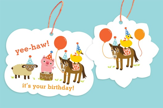 Shop of the Month: Night Owl Paper Goods - Yee Haw Birthday