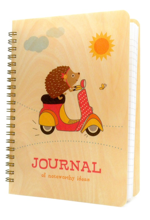 Shop of the Month: Night Owl Paper Goods - Scootin' Hedgehog Journal