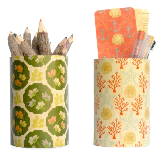 Shop of the Month: Night Owl Paper Goods - Pencil Cups