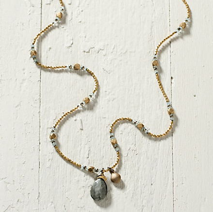 Terrain + Jewelry = Earthy Goodness