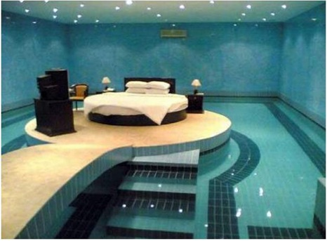 Weirdest Beds weird bedroom ideas | the design inspirationalist