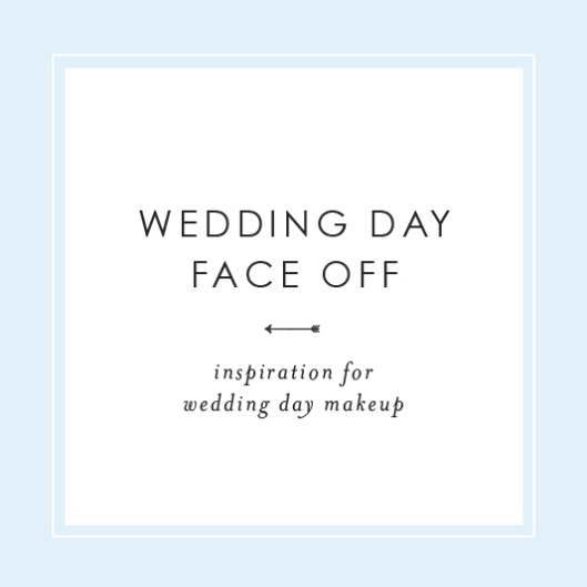 Wedding Day Face Off