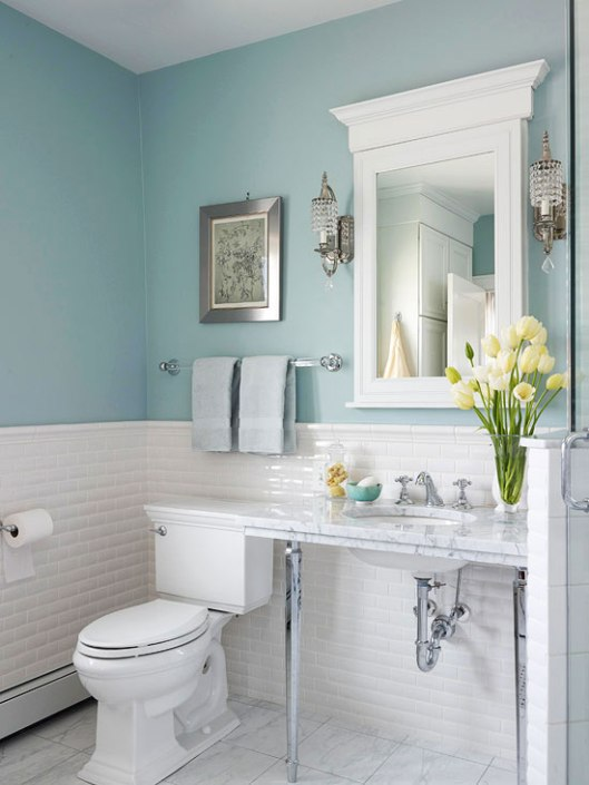 Easy Ways to Update Your Bathroom