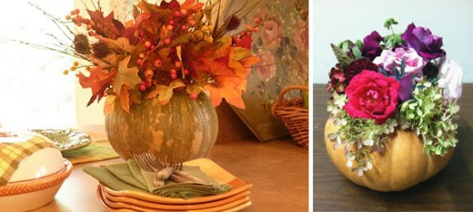 Guest Post: Fall Holiday Flowers