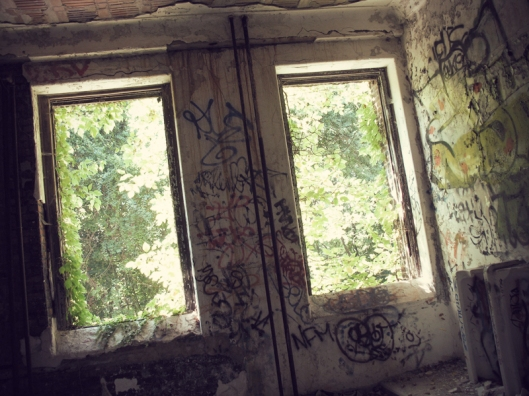 Historic Series: Seaview Hospital - © Melissa O'Connor-Arena