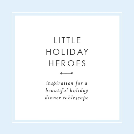 Little Holiday Heroes
