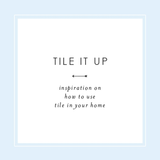 Tile it Up