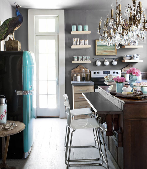 Creating an Island of Style in Your Kitchen