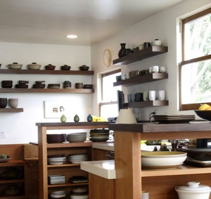 Pantry and Kitchen Storage Designs