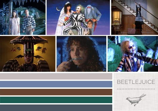 Color in Films: Beetlejuice