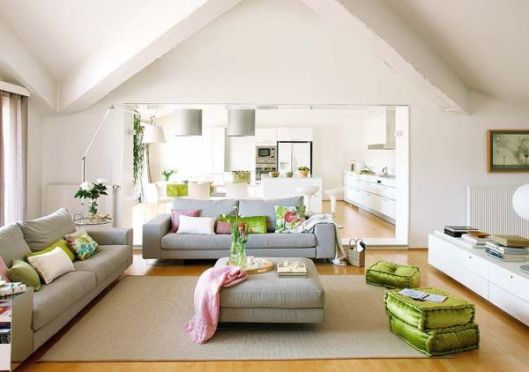 Decorate Your Home in Pink