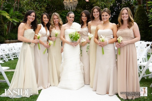 Pairing it Up: Bridal Party Style