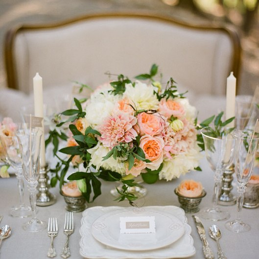 Spring Wedding Decor
