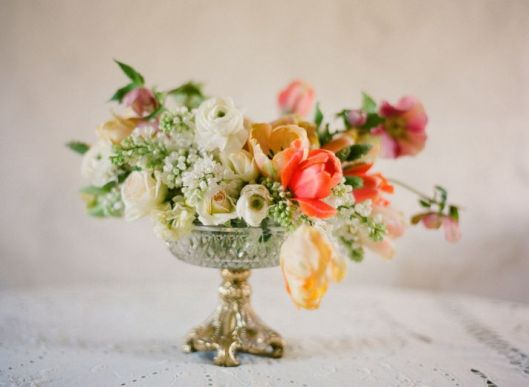 Spring Wedding Decor
