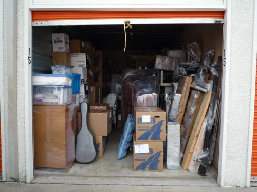 Effective Solutions for Moving & Packing a Storage Unit
