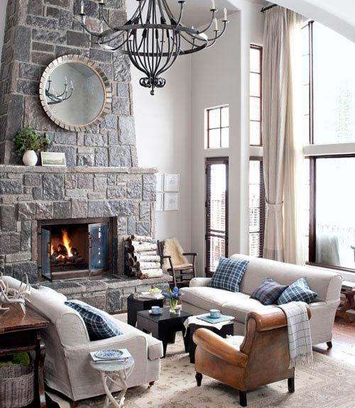 The Key to a Cozy, Comfy Living Room