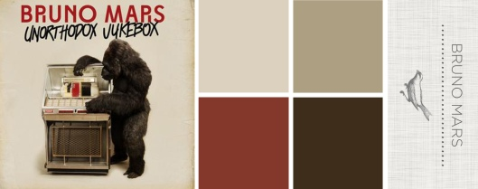 Sound in Color: Bruno Mars - Unorthodox Jukebox