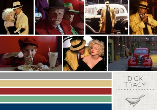 Color in Films: Dick Tracy