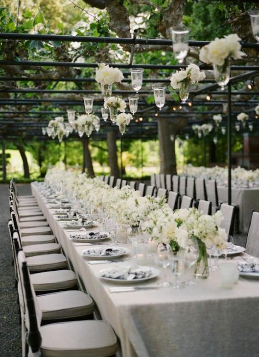 Monochrome Wedding Palettes