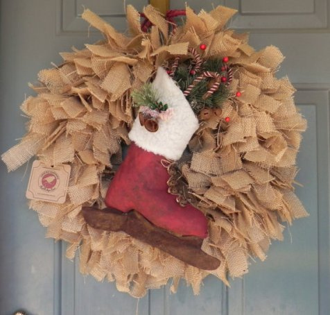 Add Warmth to Your Welcome with a Wreath