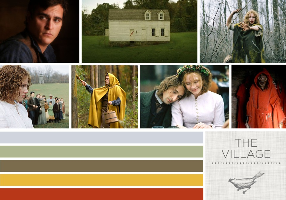 Color in Films: The Village