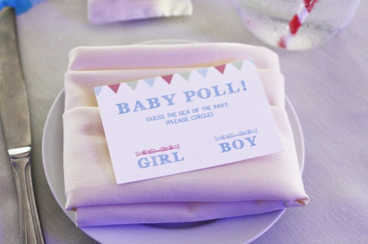 A Circus Themed Baby Shower - © Melissa O'Connor-Arena