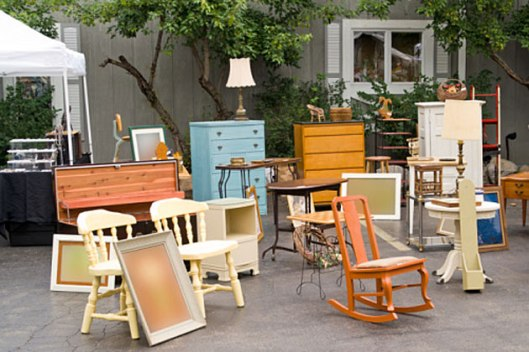 Yard Sales: What to Look for and What to Avoid