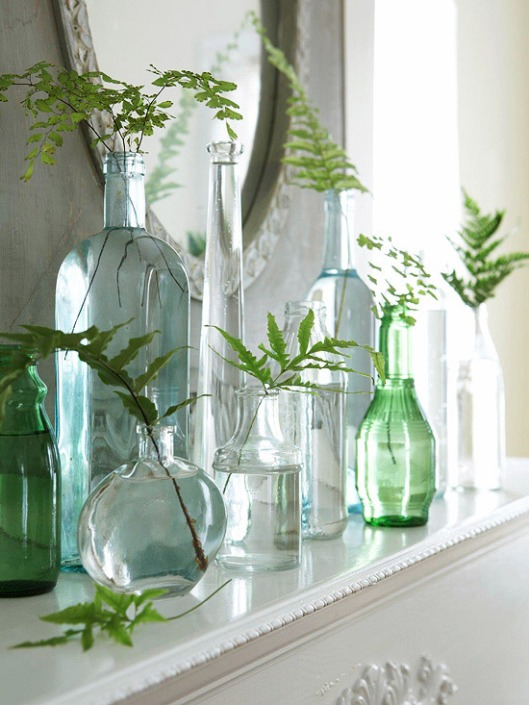 Decorating with Natural Elements