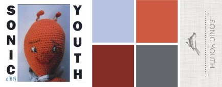 Color in Sound: Sonic Youth - Dirty