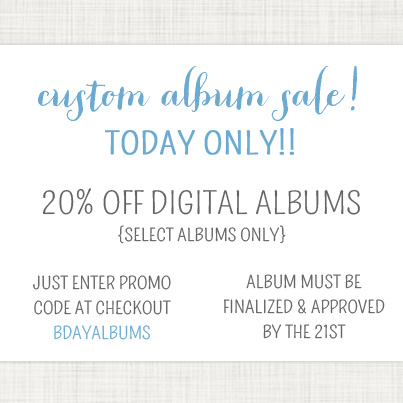 Digital Album Sale!!