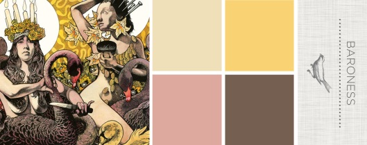 Sound in Color: Baroness - Yellow and Green