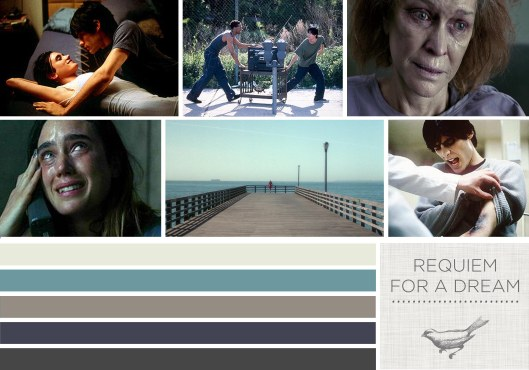 Color in Films- Requiem for a Dream