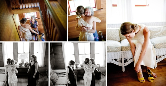 Hannah & Ryan Tie the Knot - © Thamer Photography