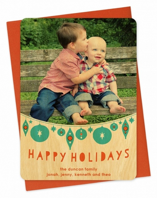 Give a Hoot for Holiday Cards