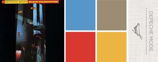Sound in Color: Depeche Mode - Black Celebration